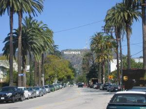 Les environs de Hollywood-Ben-Sherman